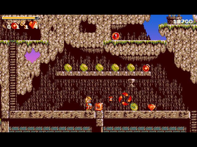 Изображение из игры Невероятные приключения Ники