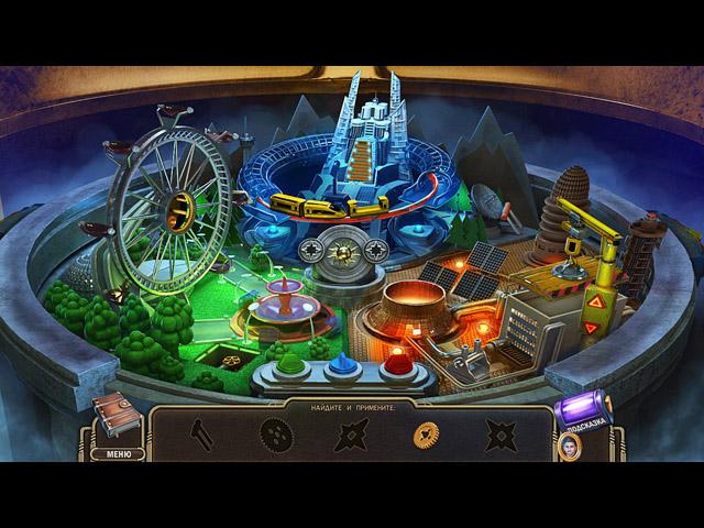 Фрагмент игры Грани возможного Избранный