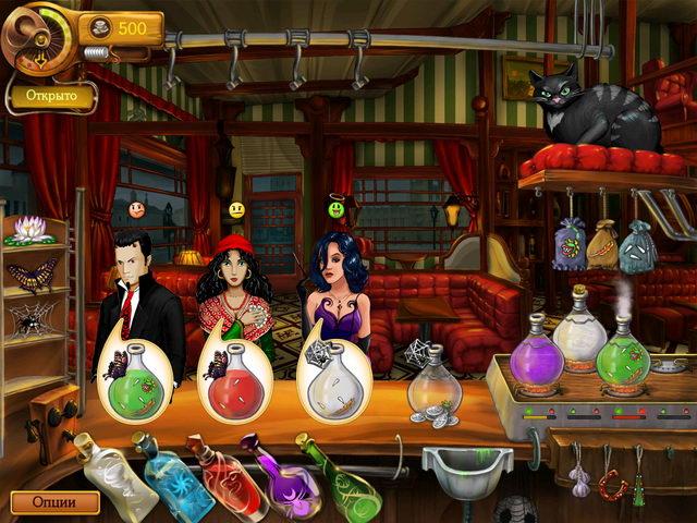 Игра Призрачный бар Бизнес