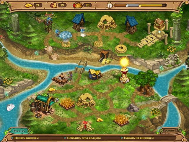 Фрагмент игры Повелитель погоды Путь наследника