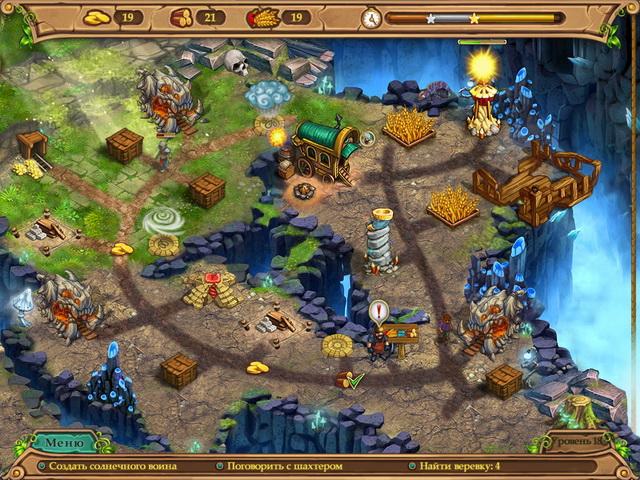 Изображение из игры Повелитель погоды Путь наследника
