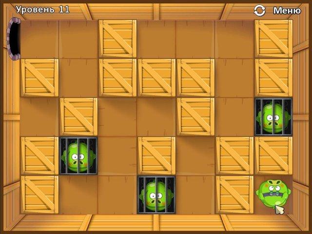 Игра Четыре поросенка и коробка Настольные