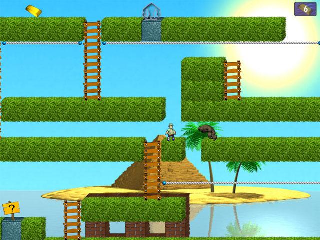 Изображение из игры Тайны пирамид