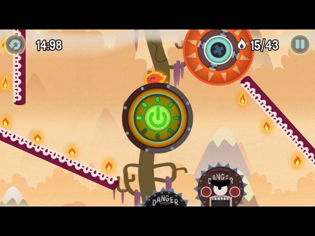 Игра Огонек Прыг-скок Бегалки