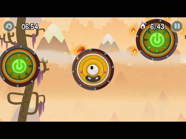 Игра Огонек Прыг-скок
