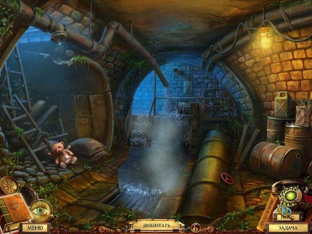 Изображение из игры Questerium. Зловещая троица