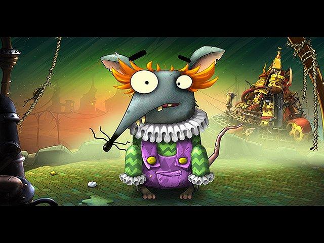 Фрагмент игры Суперкрысы