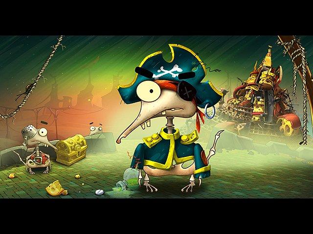 Изображение из игры Суперкрысы