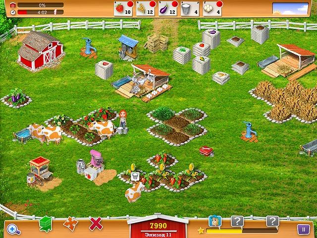Игра Реальная ферма Бизнес