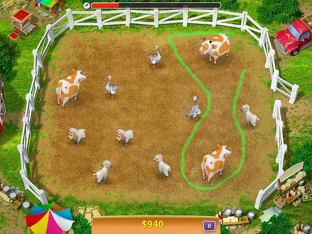 Изображение из игры Реальная ферма