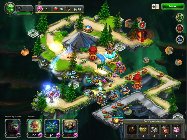 Изображение из игры Возрождение драконов