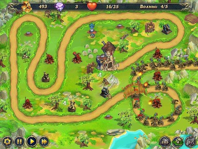 Изображение из игры Королевская защита
