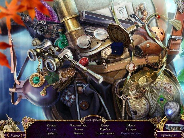 Изображение из игры Королевский детектив Королева теней Коллекционное издание