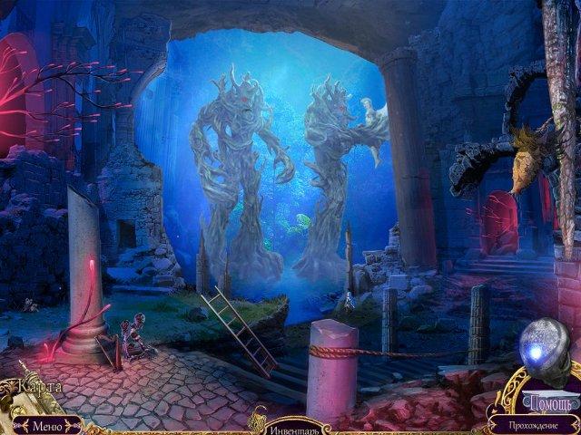 Поиск предметов игра Королевский детектив Королева теней Коллекционное издание