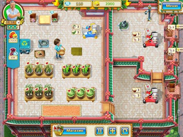 Изображение из игры Ферма на крыше