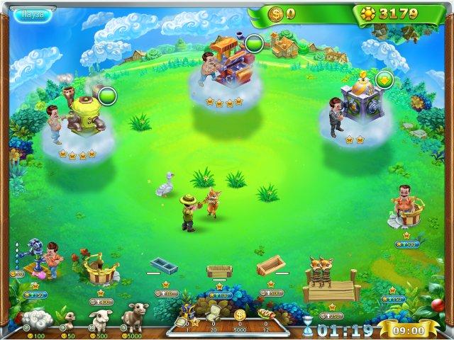 Игра Хрустальный шар. Планета фермеров Бизнес