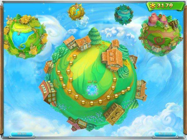 Игра Хрустальный шар. Планета фермеров