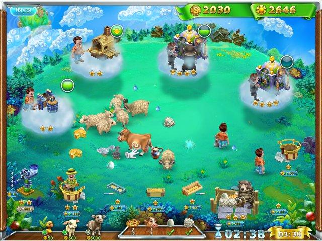 Изображение из игры Хрустальный шар. Планета фермеров