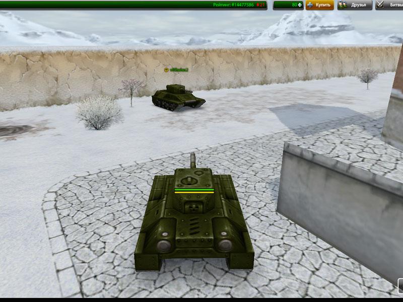 Танки Онлайн - Онлайн игры