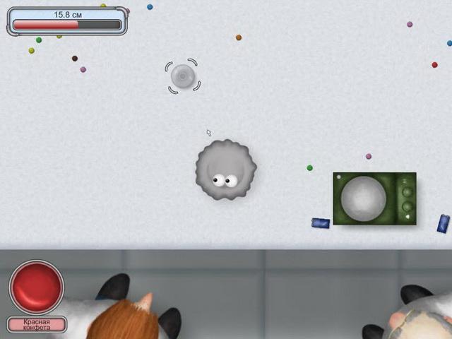 Игра Съедобная планета Бегалки