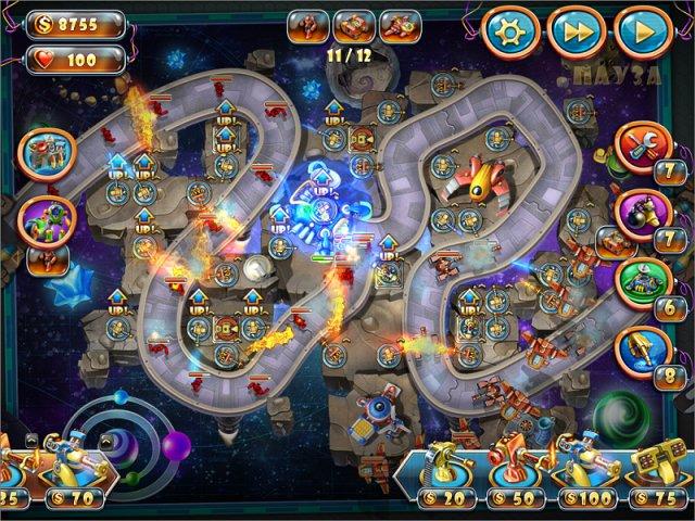 Изображение из игры Солдатики. Звездный десант