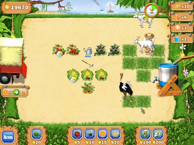 Бизнес игра Тропическая ферма