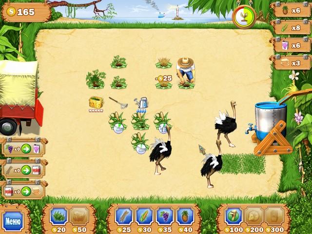Игра Тропическая ферма