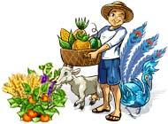 Скачать игру Тропическая ферма