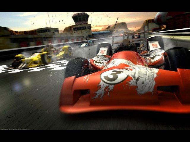 Игра Victory Онлайн гонки