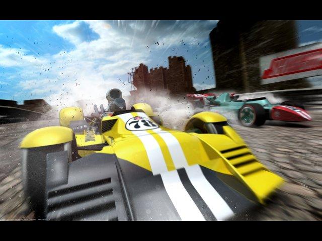 Онлайн игры игра Victory Онлайн гонки
