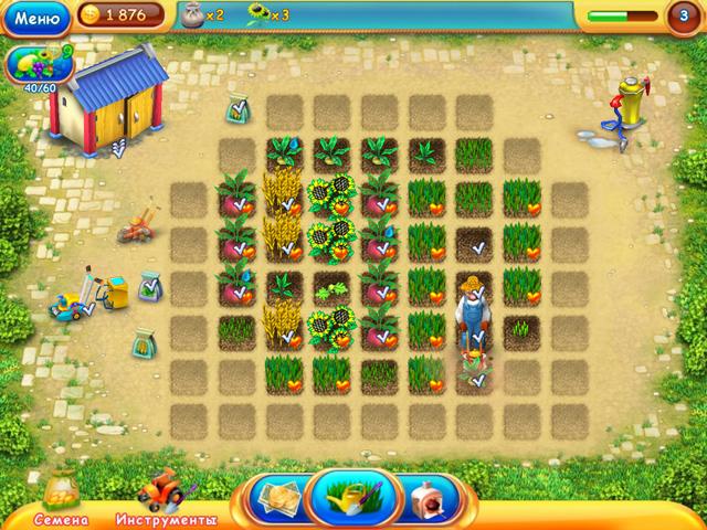 Игра Чудо ферма 2 Бизнес
