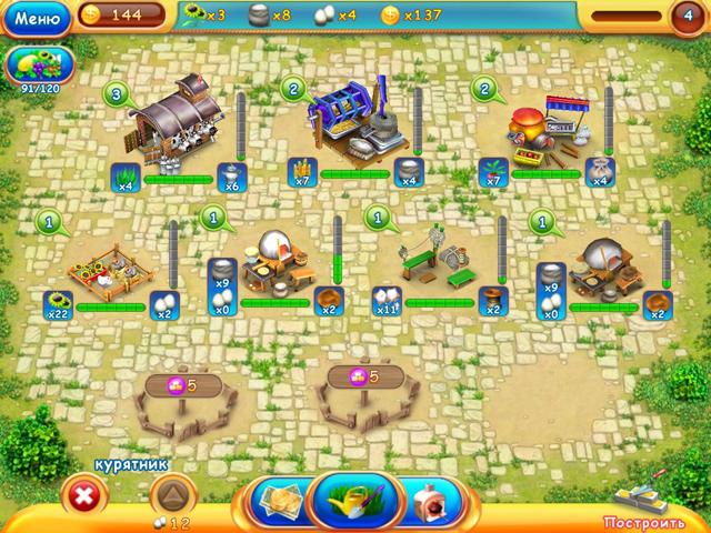 Изображение из игры Чудо ферма 2