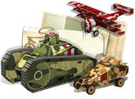 Скачать игру Война в коробке. Бумажные танки