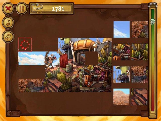 Изображение из игры Добро пожаловать в Депонию Пазл