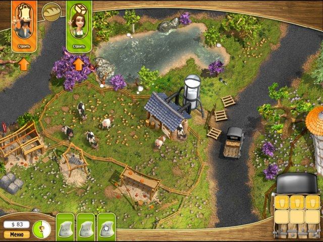 Изображение из игры Youda Фермер. 3 в 1