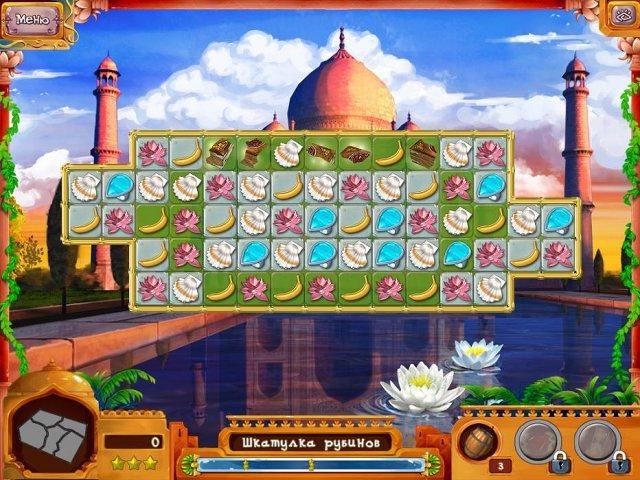 Игра Загадки путешествий. Поездка в Индию