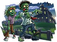 Скачать игру Зомби пасьянс